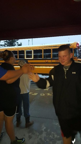 High Five Friday, Student Council