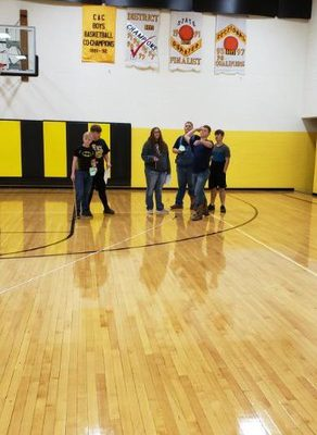Physical Science Students Create SLOW FLIERS