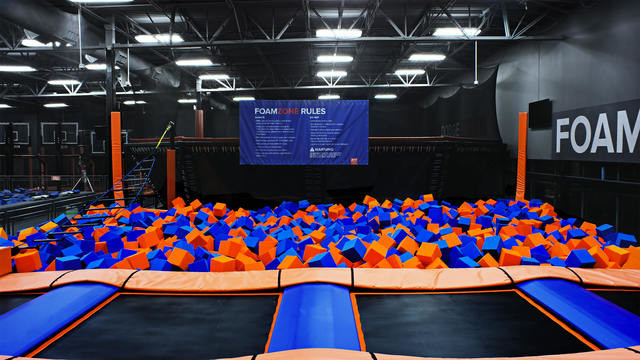 Sky Zone Oct. 7 FCCLA