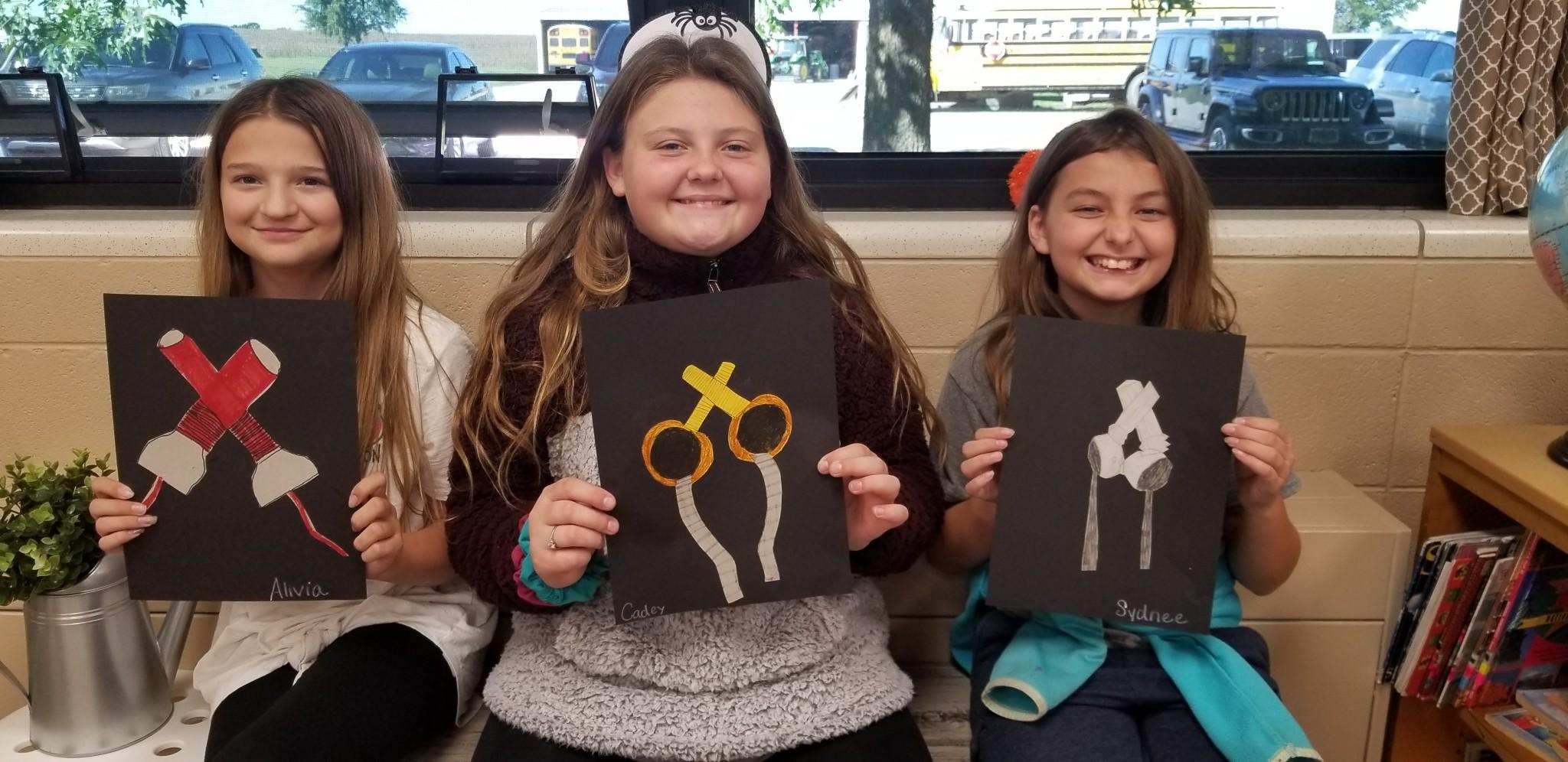 5th Grade Designs Artificial Hearts