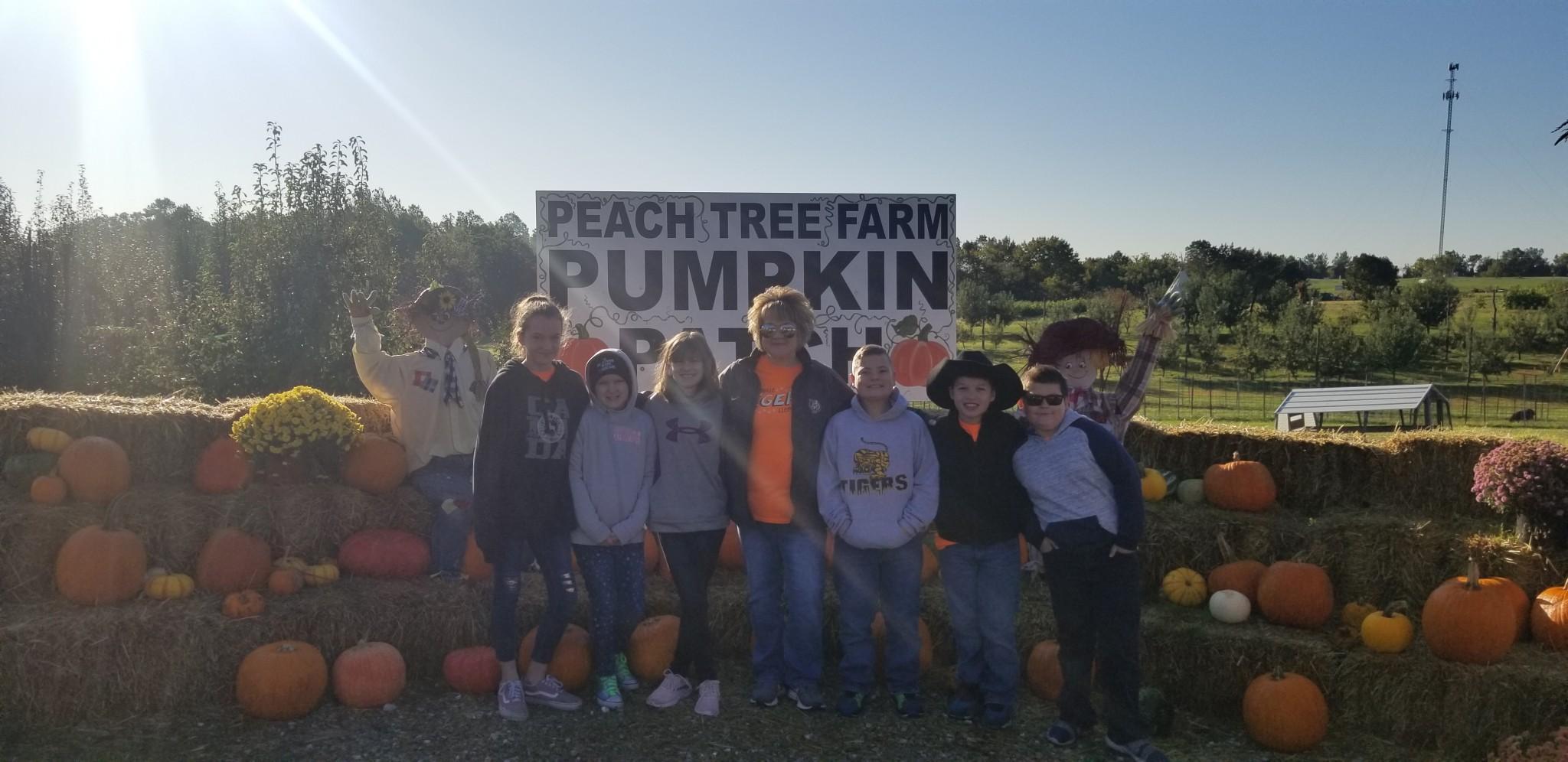 4th Grade Field Trip Fun!