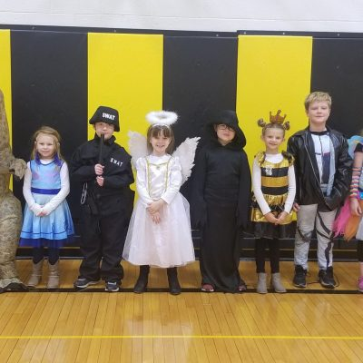 Elementary Halloween Costume Parade and Contest