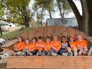 PreK – 3rd grade Field Trip