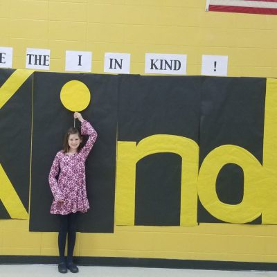 4th and 5th Grade World Kindness Day Photos