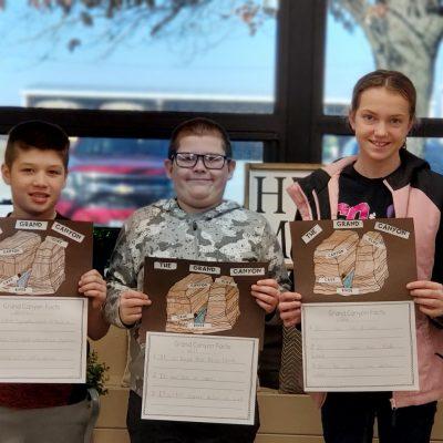 Fourth Grade Studies Southwest Region & Grand Canyon