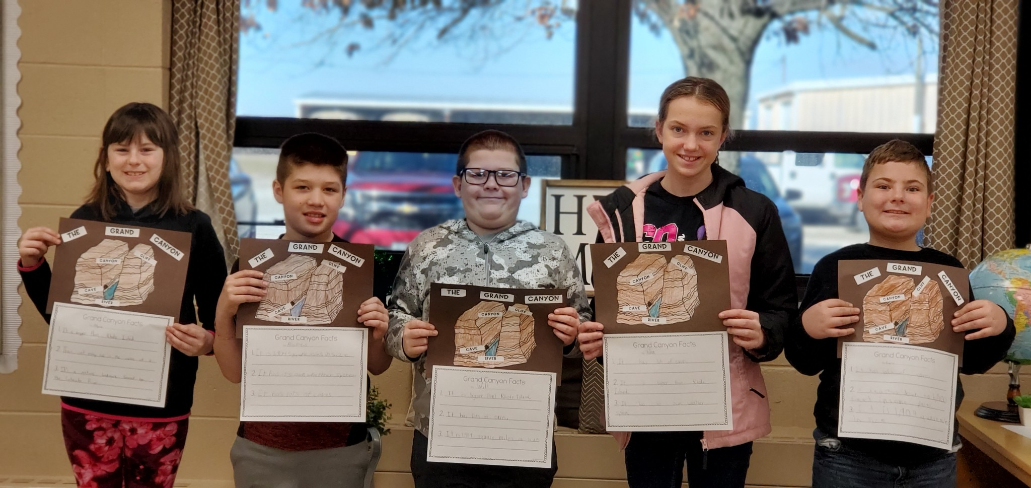 Fourth Grade Studies Southwest Region & Grand Canyon
