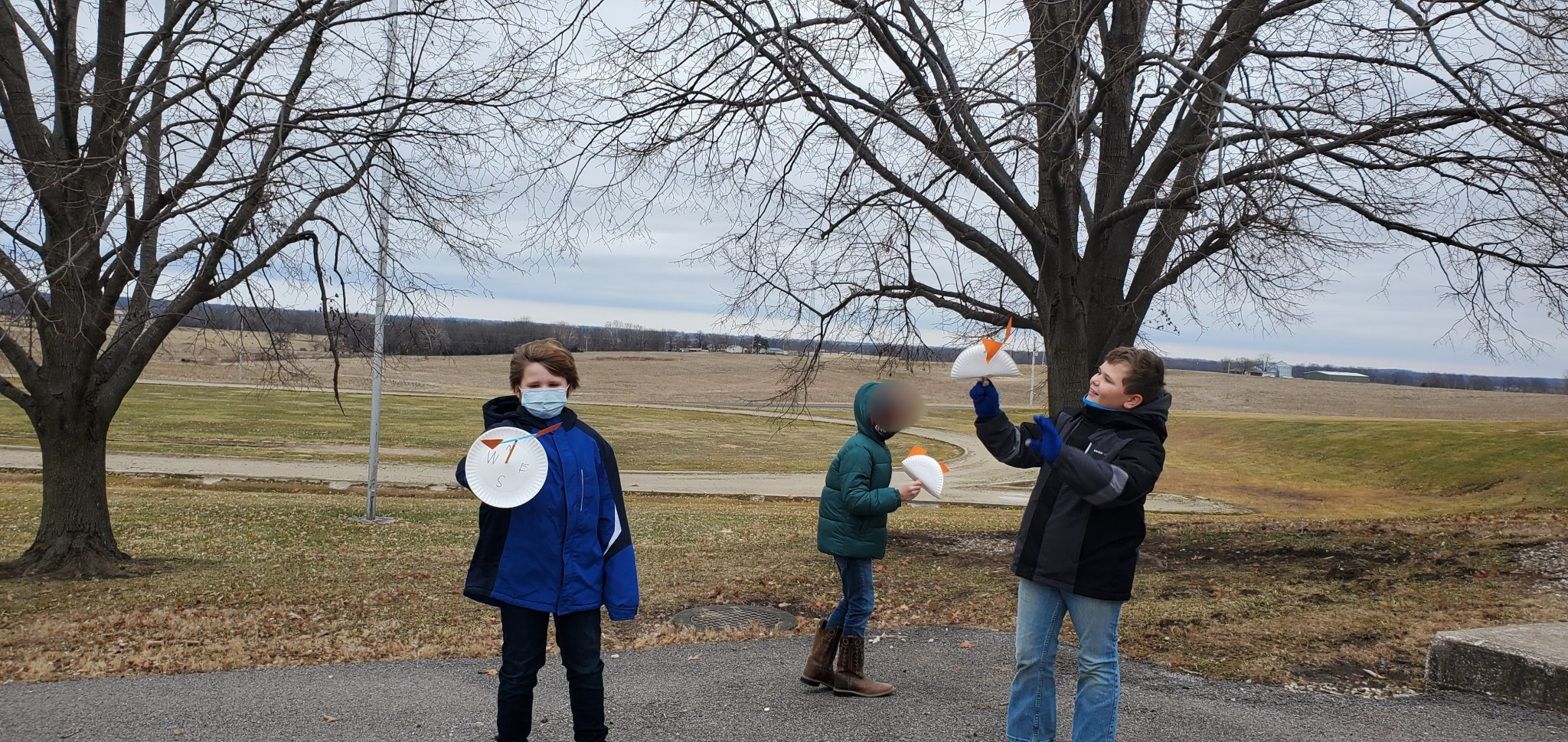 4th Grade Studies Wind and Clouds